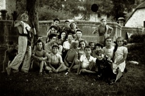 Les enfants Juifs d'Izieu
